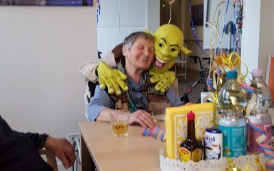 Karneval in der Kurzzeitpflege in Peine